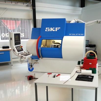 Producción SKF